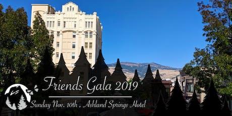 Friends Gala 2019 tickets