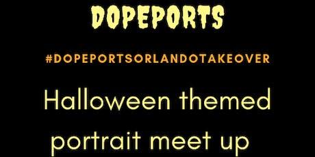 Dopeports Orlando Halloween  meet up  tickets