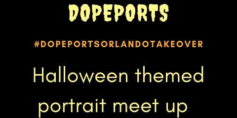 Dopeports Orlando Halloween  meet up