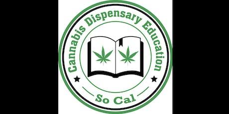 Cannabis Dispensary Education So Cal : October 12th Leaf & Lion Long Beach - Get A Marijuana Job! tickets