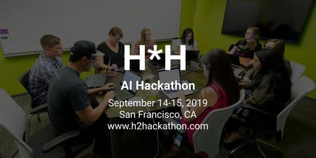 AI Hackathon & Workshop by H*H tickets