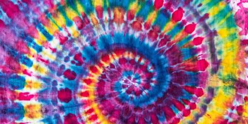 Tie Dye Tote Bag Pop-up