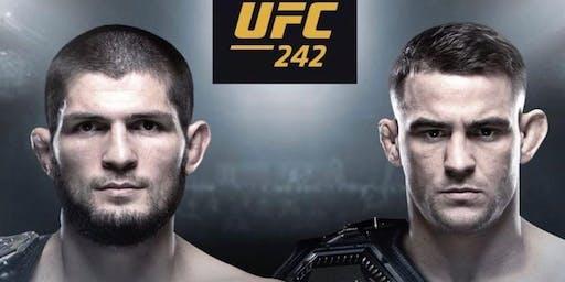 UFC 242: Khabib vs Poirier