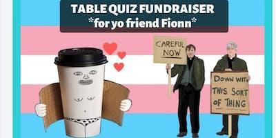 Fionn's Surgery Fundraiser!