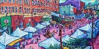 46th Annual Fine Arts, Crafts & Marketplace