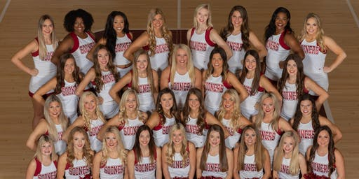 Fall 2019 OU All Girl and Coed Cheer Clinic