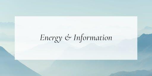 Energy & Information: The Feedback Loop Between Matter & Soul