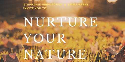 Fall Nurture your Nature: Ayurveda-inspired day retreat for hormone balance