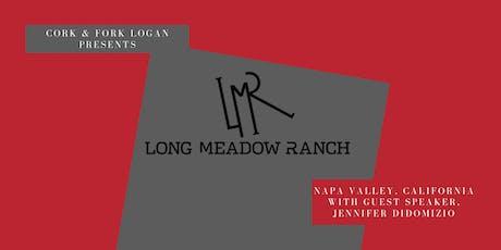 DC -- Long Meadow Ranch with Jennifer DiDomizio tickets