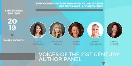 Voices of the 21st Century Author Panel tickets