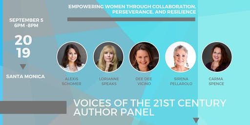 Voices of the 21st Century Author Panel
