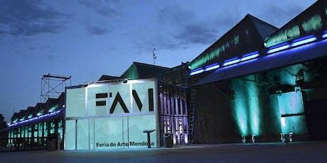 FAM Feria de arte Mendoza entradas
