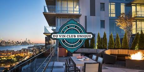 Du Vin Club Unique @ One Park | Cliffside Park, NJ Open Event tickets