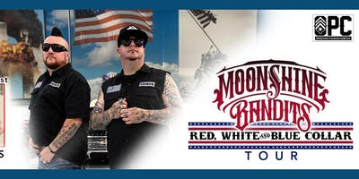 Moonshine Bandits Red, White & Blue Collar Tour