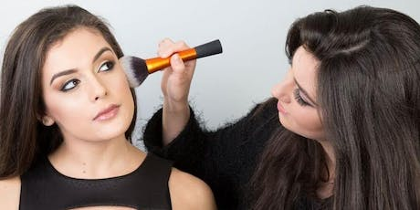 Makeup Beauty Course 30 hours, 1-week DAYTIME tickets
