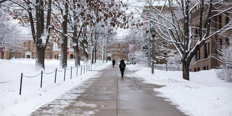 Winter Salt Certification Training - Parking lot, Sidewalks and Trails tickets