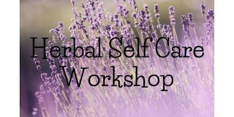 Herbal Self Care Workshop tickets