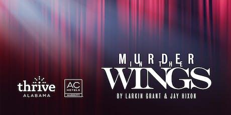 Thrive Alabama Murder Mystery Dinner tickets