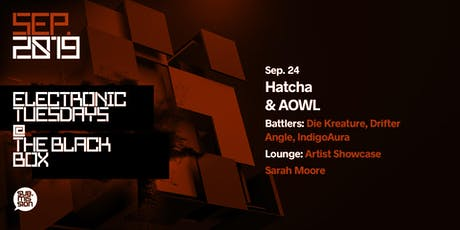 Hatcha & AOWL at Sub.mission Electronic Tuesdays tickets