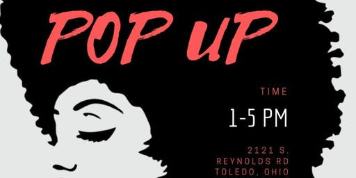 1st Annual Beauty and Hair Care Pop Up Shop