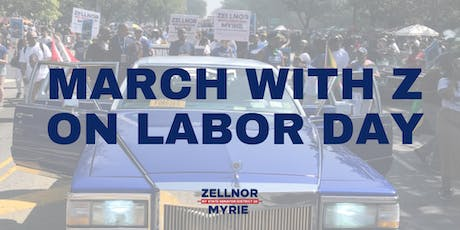 March with Z on Labor Day! tickets