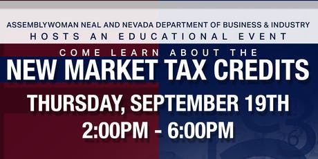 New Market Tax Credits Educational Event tickets