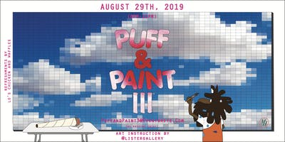 Most Heye's 3rd Puff & Paint