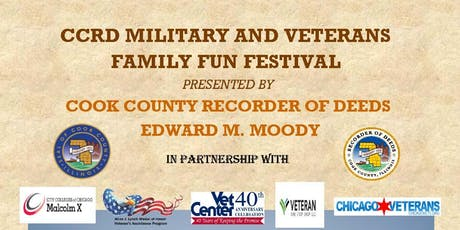 Military & Veterans Family Fun Festival tickets