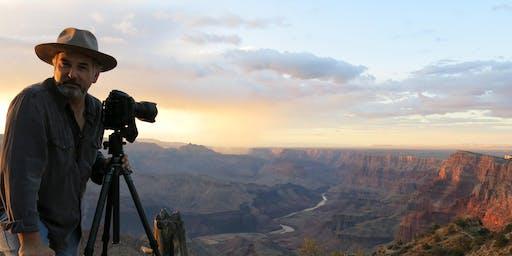 Artist Talk: Mark Burns & Grand Canyon Photography