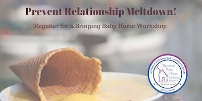 Bringing Baby Home-Complete 12 Hour Workshop
