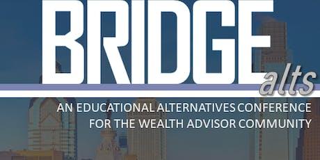 BRIDGE Alts Conference tickets