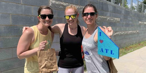 Atlanta Beer Mile - Fall 2019 - #RunTheATL
