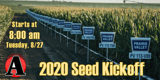 2020 Aurora Seed Kickoff