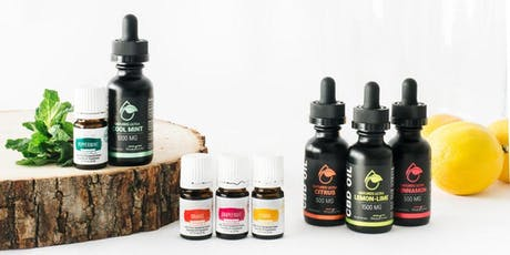 CBD and Young Living Essential Oils--a match made here on Earth tickets