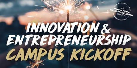 Innovation & Entrepreneurship Campus Kickoff tickets