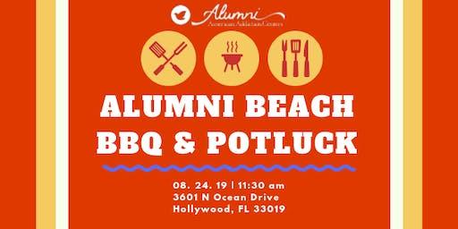Alumni Beach BBQ & Potluck