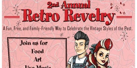 2nd Annual Retro Revelry tickets