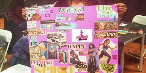 Empowering Vision Board Party
