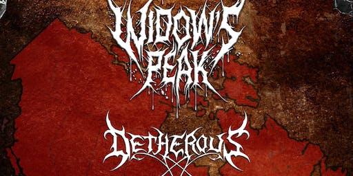 Widow's Peak, Detherous and Iron Tusk