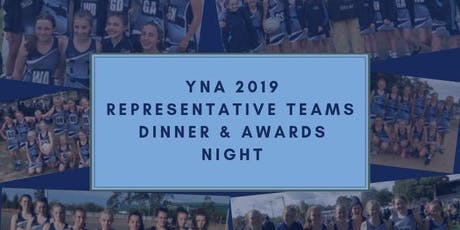 YNA - Yass 2019 Representative Team Dinner & Awards Night tickets