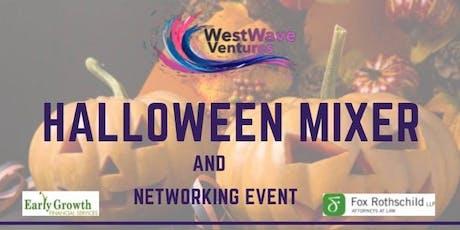 Halloween Startup Mixer & Networking tickets