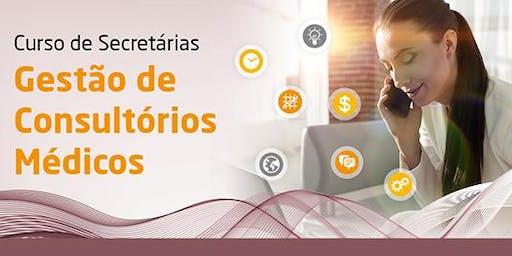 CURSO DE SECRETÁRIAS | Gestão de Consultório Médico - Setembro/2019