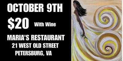 Paint Party ($20 w/wine)