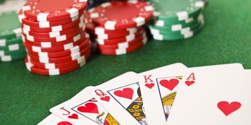 Tundra Process Solutions Chips for Charity Poker Tournament