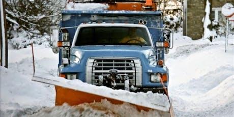 Winter Salt Certificaiton Training - Roadways tickets