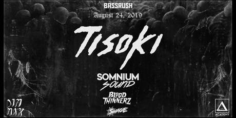 Tisoki tickets