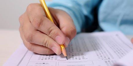 Prüfungsangst überwinden Tickets