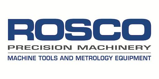 Rosco Precision Machinery Open House - TRAK Machine Tools Demo Days