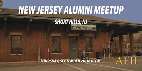 New Jersey Alumni Meetup tickets