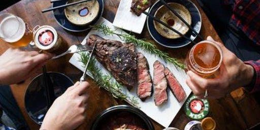 Tokyo Cafe: Japanese Smokehouse & Hitachino Beer Dinner